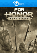 For Honor Year 3 Pass Uplay Key