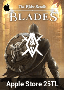 The Elder Scrolls Blades Mobile Apple Store 25 TL Bakiye