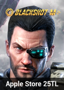 BlackShot M Apple Store 25 TL Bakiye