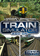 Train Simulator: London to Brighton Route Add-On DLC Steam Key