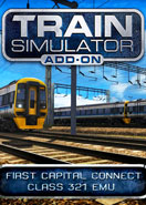 Train Simulator First Capital Connect Class 321 EMU Add-On DLC Steam Key