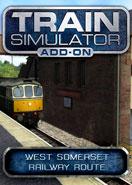 Train Simulator West Somerset Railway Route Add-On DLC Steam Key