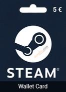 5 Euro Steam Wallet Card