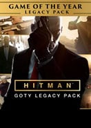 Hitman GOTY Legacy Pack PC Key