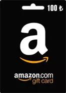 Amazon Hediye Kartı 100 TL