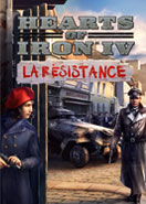 Hearts of Iron 4 La Resistance PC Key
