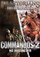 Commandos 2 and Praetorians HD Remaster Double Pack PC Key