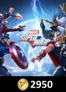 MARVEL Super War 2950 Star Coin