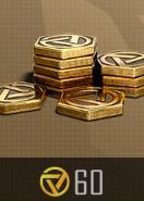 Infinite Lagrange 60 Chu Coins