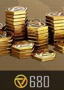 Infinite Lagrange 680 Chu Coins